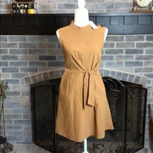 Everly sleeveless dress MED